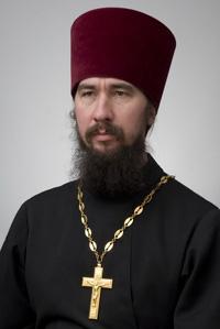 протоиерей Георгий Климов, преподаватель кафедры библеистики МДАиС